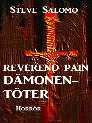 cover image of Reverend Pain