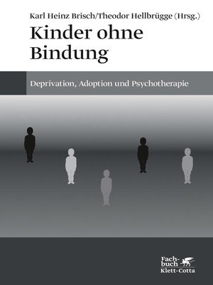 cover image of Kinder ohne Bindung