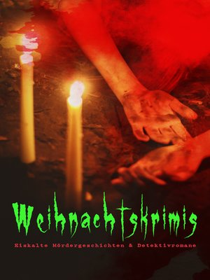 cover image of Weihnachtskrimis