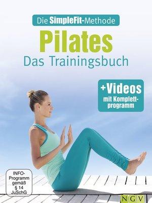 cover image of Die SimpleFit-Methode--Pilates