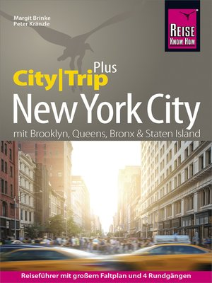 cover image of Reise Know-How Reiseführer New York City (CityTrip PLUS)