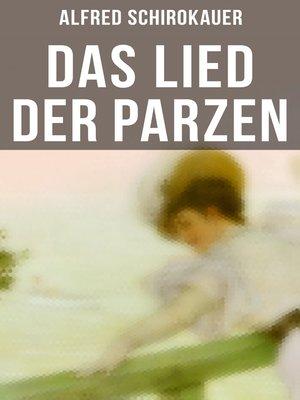 cover image of Das Lied der Parzen