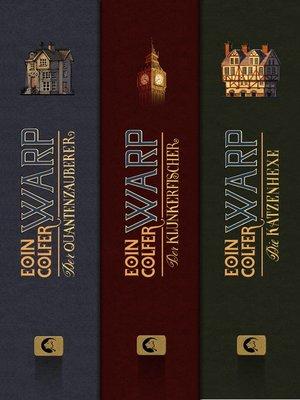 cover image of WARP--Die komplette Trilogie