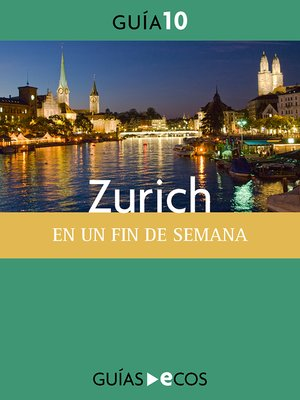cover image of Zurich. En un fin de semana