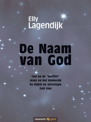 cover image of De Naam van God