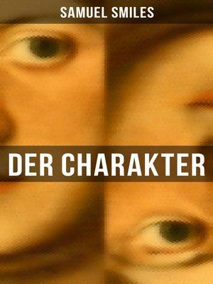 cover image of Der Charakter