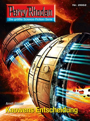 cover image of Perry Rhodan 2662