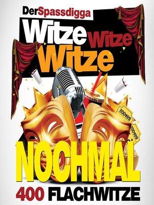 cover image of Witze Witze Witze