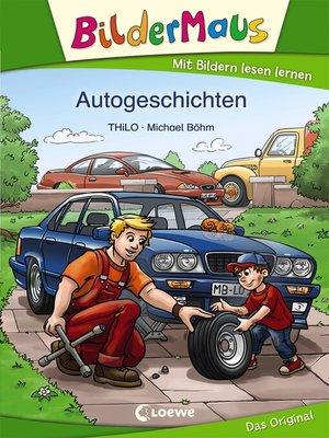 cover image of Bildermaus--Autogeschichten