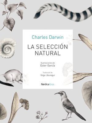 cover image of La selección natural