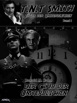 cover image of DER CLUB DER UNSTERBLICHEN