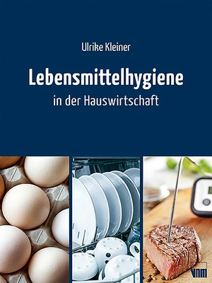 cover image of Lebensmittelhygiene in der Hauswirtschaft