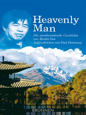 cover image of Heavenly Man