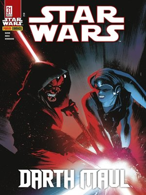 cover image of Star Wars, Comicmagazin 31--Darth Maul