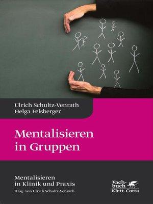 cover image of Mentalisieren in Gruppen