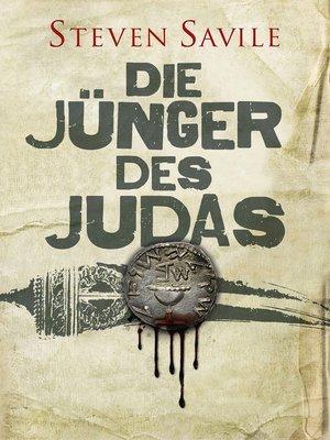 cover image of Die Jünger des Judas