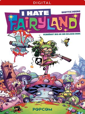 cover image of I hate Fairyland 01