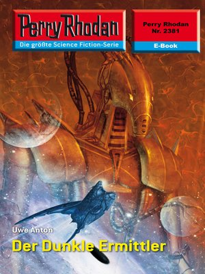 cover image of Perry Rhodan 2381