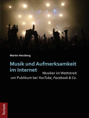 cover image of Musik und Aufmerksamkeit im Internet