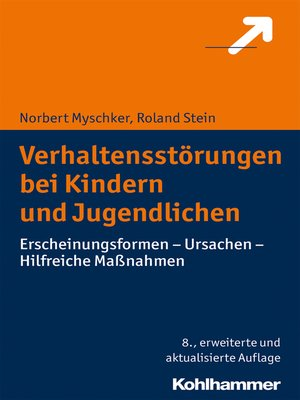 cover image of Verhaltensstörungen bei Kindern und Jugendlichen