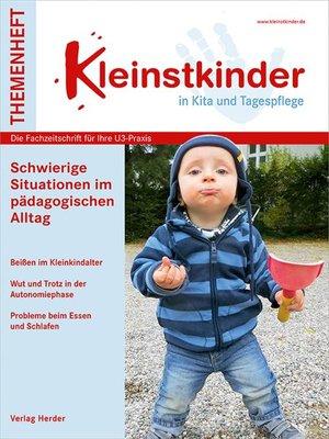 cover image of Schwierige Situationen im pädagogischen Alltag