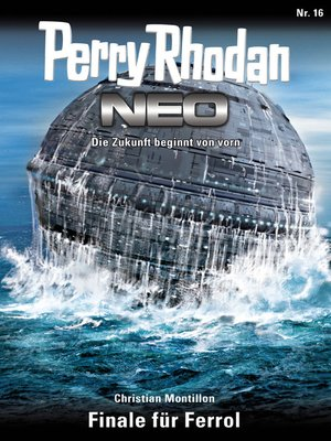cover image of Perry Rhodan Neo 16