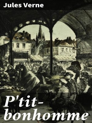 cover image of P'tit-bonhomme