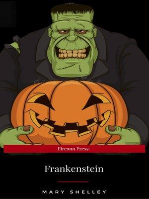 cover image of Frankenstein (Eireann Press)