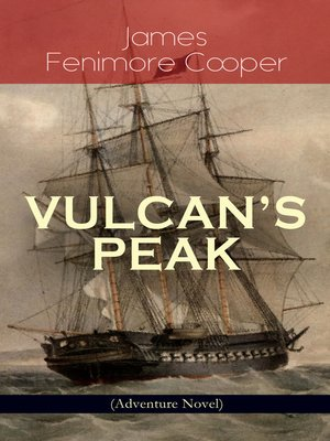 cover image of Vulcan's Peak--A Tale of the Pacific