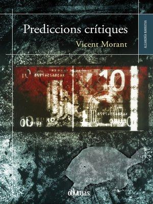 cover image of Prediccions crítiques