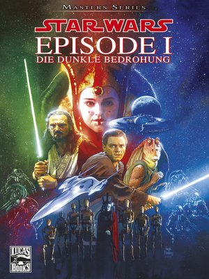 cover image of Star Wars Masters, Band 1--Episode I--Die dunkle Bedrohung