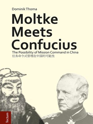 cover image of Moltke Meets Confucius