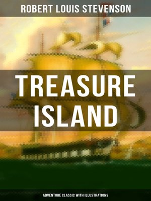 cover image of Treasure Island (Adventure Classic with Illustrations)