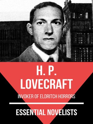 cover image of Essential Novelists--H. P. Lovecraft