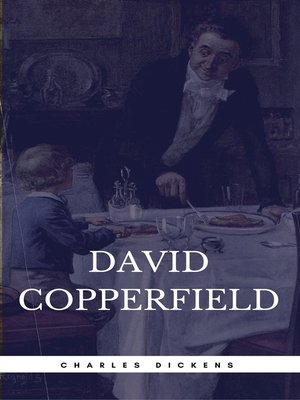 cover image of David Copperfield (Book Center)