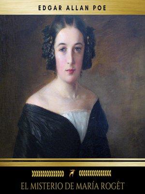 cover image of El Misterio De María Rogêt