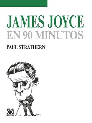 cover image of James Joyce en 90 minutos