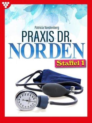 cover image of Praxis Dr. Norden Staffel 1 – Arztroman