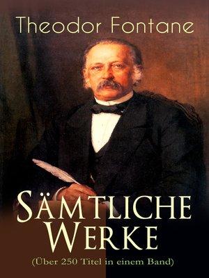 cover image of Sämtliche Werke (Über 250 Titel in einem Band)
