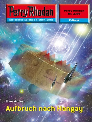 cover image of Perry Rhodan 2398