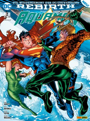 cover image of Aquaman, Bd. 2 (2. Serie)