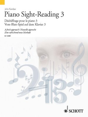 cover image of Piano Sight-Reading 3