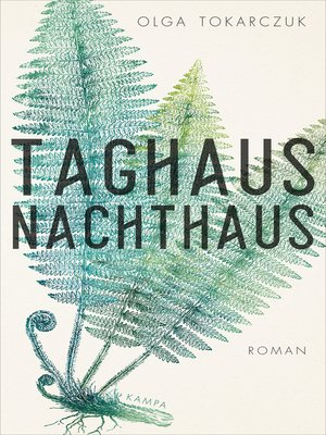 cover image of Taghaus, Nachthaus