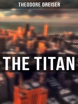 cover image of THE TITAN