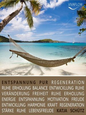 cover image of Entspannung pur