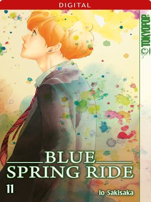 cover image of Blue Spring Ride 11