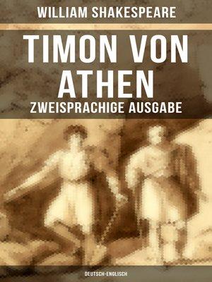 cover image of Timon von Athen (Zweisprachige Ausgabe