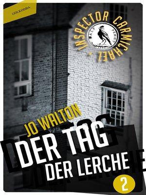 cover image of Der Tag der Lerche