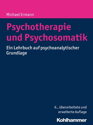 cover image of Psychotherapie und Psychosomatik