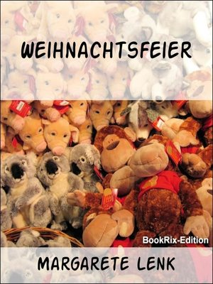 cover image of Weihnachtsfeier